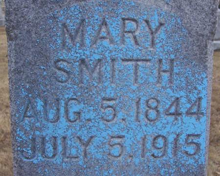SMITH, MARY (CLOSE-UP) - Shelby County, Iowa | MARY (CLOSE-UP) SMITH