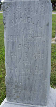 SMITH, RACHEL A. - Shelby County, Iowa   RACHEL A. SMITH