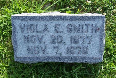 SMITH, VIOLA E. - Shelby County, Iowa | VIOLA E. SMITH