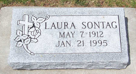 SONTAG, LAURA - Shelby County, Iowa | LAURA SONTAG