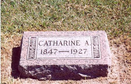 SPIELMAN, CATHARINE A. - Shelby County, Iowa   CATHARINE A. SPIELMAN
