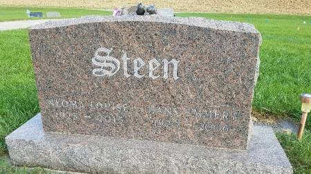 STEEN, HANS EMMERT - Shelby County, Iowa | HANS EMMERT STEEN
