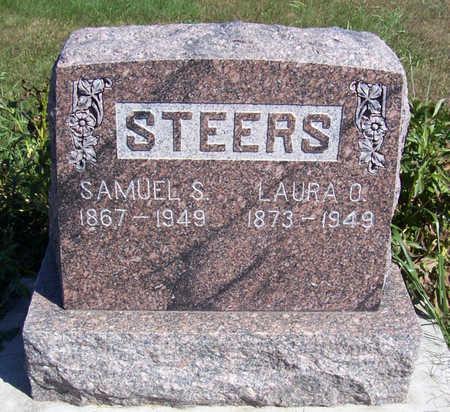 STEERS, LAURA O. - Shelby County, Iowa | LAURA O. STEERS
