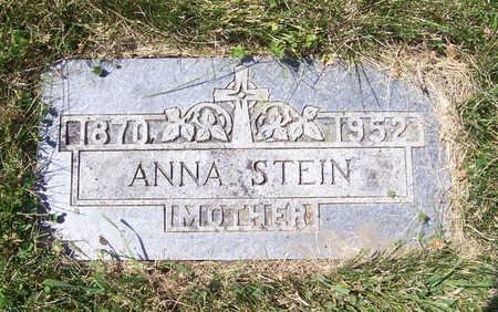 STEIN, ANNA (MOTHER) - Shelby County, Iowa | ANNA (MOTHER) STEIN