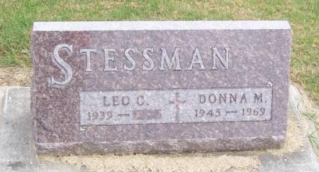 STESSMAN, DONNA M. - Shelby County, Iowa | DONNA M. STESSMAN