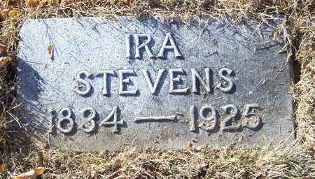 STEVENS, IRA - Shelby County, Iowa | IRA STEVENS