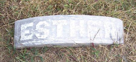 STEWART, ESTHER L. - Shelby County, Iowa | ESTHER L. STEWART