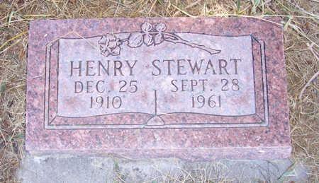 STEWART, HENRY - Shelby County, Iowa | HENRY STEWART
