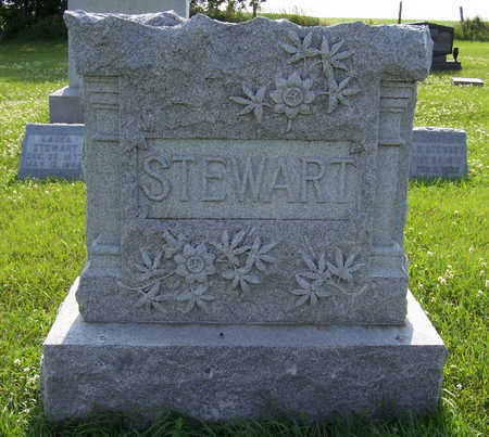 STEWART, I. G. & LAURA (LOT) - Shelby County, Iowa | I. G. & LAURA (LOT) STEWART