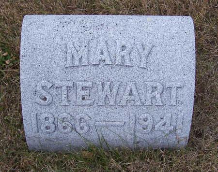 STEWART, MARY - Shelby County, Iowa   MARY STEWART