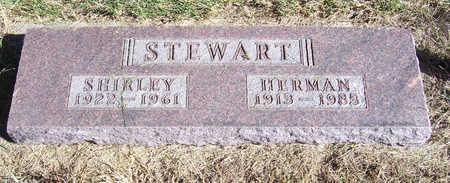 STEWART, HERMAN - Shelby County, Iowa | HERMAN STEWART