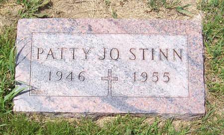 STINN, PATTY JO - Shelby County, Iowa | PATTY JO STINN