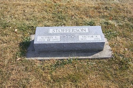 STOFFERSON, VICTOR A. - Shelby County, Iowa   VICTOR A. STOFFERSON