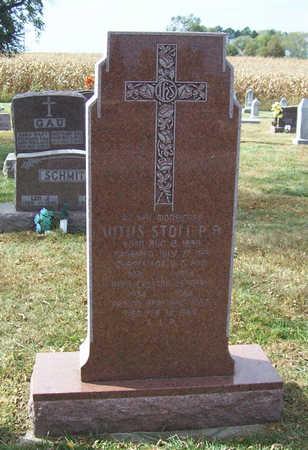 STOLL, VITUS - Shelby County, Iowa | VITUS STOLL