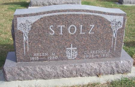 STOLZ, CLARENCE A. - Shelby County, Iowa | CLARENCE A. STOLZ