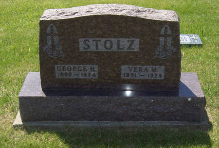 STOLZ, GEORGE H. - Shelby County, Iowa | GEORGE H. STOLZ