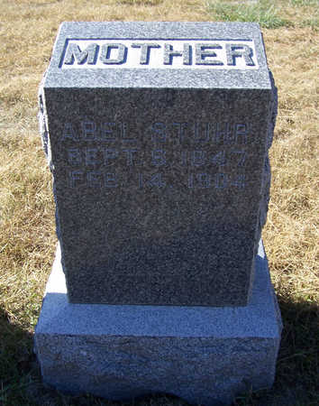 STUHR, ABEL (MOTHER) - Shelby County, Iowa | ABEL (MOTHER) STUHR