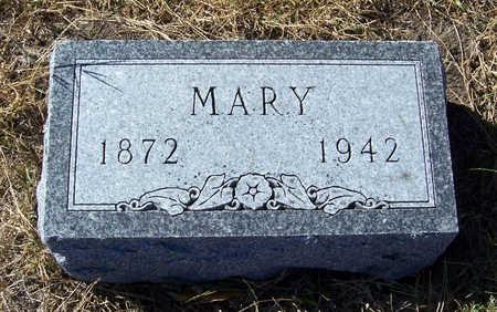 STUHR, MARY - Shelby County, Iowa | MARY STUHR