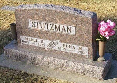 TERKELSEN STUTZMAN BROWN, EDNA M. - Shelby County, Iowa | EDNA M. TERKELSEN STUTZMAN BROWN