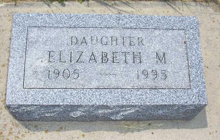 SULLIVAN, ELIZABETH M. - Shelby County, Iowa | ELIZABETH M. SULLIVAN
