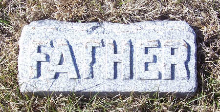 SUTTON, NICHOLAS (FATHER) - Shelby County, Iowa | NICHOLAS (FATHER) SUTTON