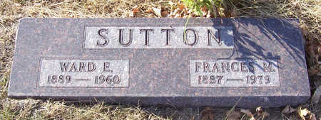 SUTTON, WARD E. - Shelby County, Iowa | WARD E. SUTTON
