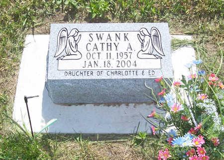 SWANK, CATHY A. - Shelby County, Iowa   CATHY A. SWANK