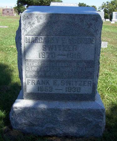 SWITZER, FRANK E. - Shelby County, Iowa | FRANK E. SWITZER