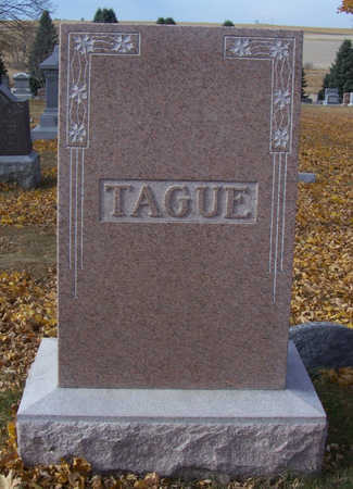 TAGUE, ROY VERN (LOT) - Shelby County, Iowa | ROY VERN (LOT) TAGUE