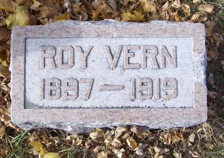 TAGUE, ROY VERN - Shelby County, Iowa | ROY VERN TAGUE