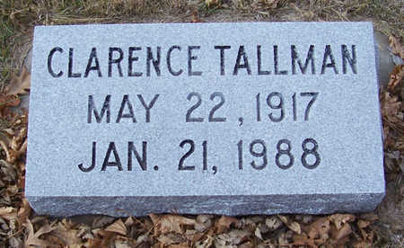 TALLMAN, CLARENCE - Shelby County, Iowa | CLARENCE TALLMAN