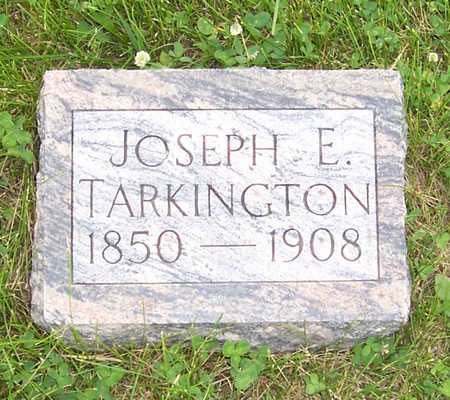 TARKINGTON, JOSEPH E. - Shelby County, Iowa | JOSEPH E. TARKINGTON