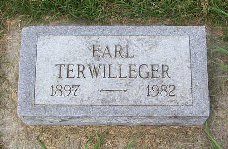 TERWILLEGER, EARL - Shelby County, Iowa | EARL TERWILLEGER