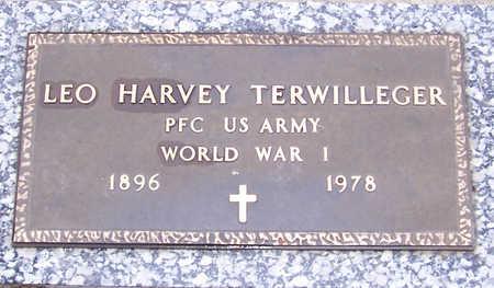 TERWILLEGER, LEO HARVEY - Shelby County, Iowa | LEO HARVEY TERWILLEGER