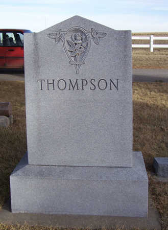 THOMPSON, RAYMOND J. & CECILE F. (LOT) - Shelby County, Iowa | RAYMOND J. & CECILE F. (LOT) THOMPSON