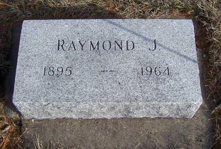 THOMPSON, RAYMOND J. - Shelby County, Iowa | RAYMOND J. THOMPSON