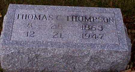 THOMPSON, THOMAS C - Shelby County, Iowa | THOMAS C THOMPSON
