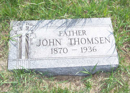 THOMSEN, JOHN - Shelby County, Iowa | JOHN THOMSEN