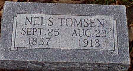 TOMSEN, NELS - Shelby County, Iowa   NELS TOMSEN