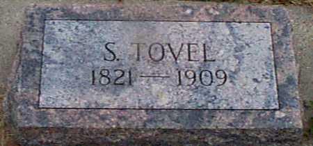 TOVEL, S - Shelby County, Iowa | S TOVEL