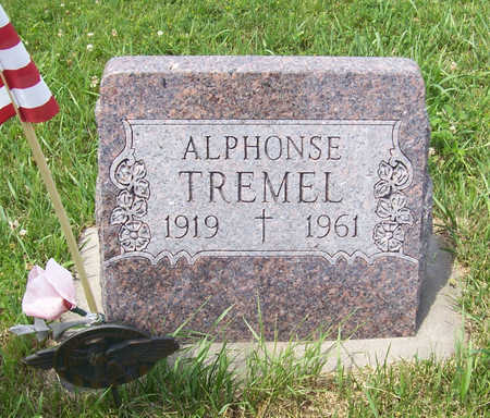 TREMEL, ALPHONSE - Shelby County, Iowa | ALPHONSE TREMEL