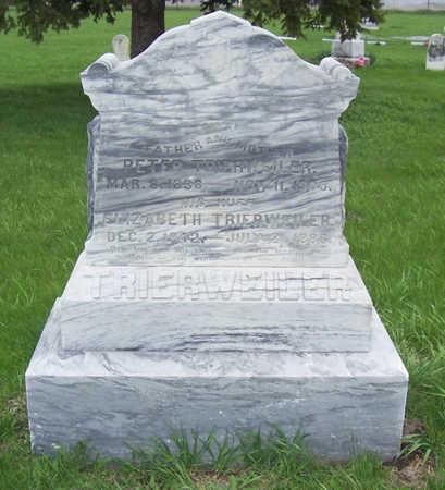 TRIERWEILER, ELIZABETH - Shelby County, Iowa | ELIZABETH TRIERWEILER
