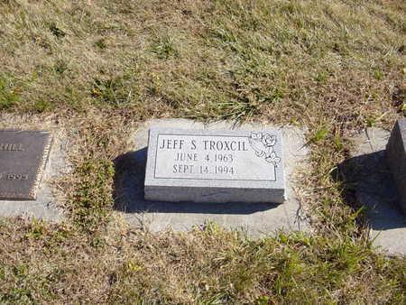 TROXCIL, JEFFERY SCOTT - Shelby County, Iowa   JEFFERY SCOTT TROXCIL