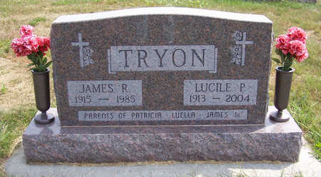 TRYON, LUCILE P. - Shelby County, Iowa | LUCILE P. TRYON