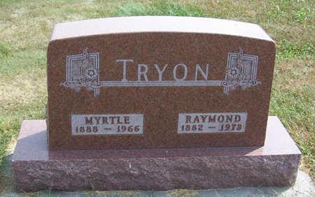 TRYON, RAYMOND - Shelby County, Iowa | RAYMOND TRYON
