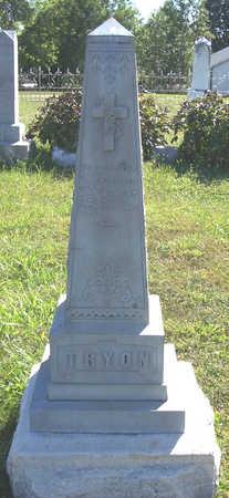 TRYON, N.A. & M.B. - Shelby County, Iowa | N.A. & M.B. TRYON