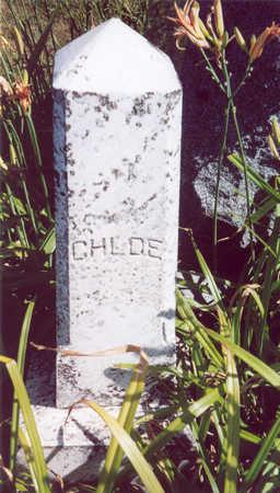 TYLER, CHLOE - Shelby County, Iowa | CHLOE TYLER
