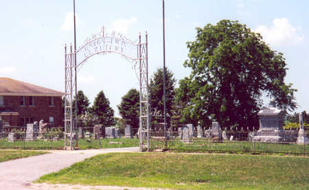 UNION TOWNSHIP, CEMETERY - Shelby County, Iowa | CEMETERY UNION TOWNSHIP