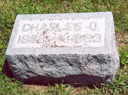VAN ARSDOL, CHARLES D. - Shelby County, Iowa | CHARLES D. VAN ARSDOL