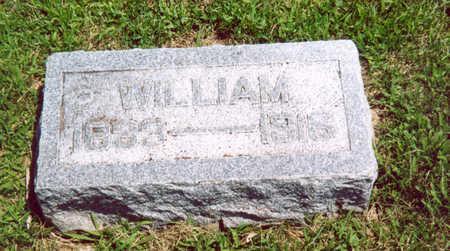 VAN ARSDOL, WILLIAM - Shelby County, Iowa | WILLIAM VAN ARSDOL
